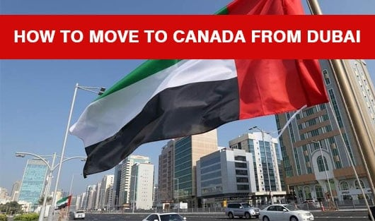 How Can You Get PR In Canada From Dubai?